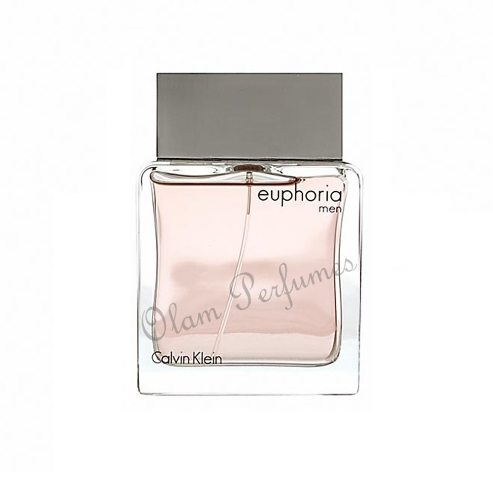 Calvin Klein Euphoria For Men Eau de Toilette Spray 3.4oz Unbox